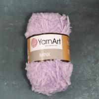 Yarn Art MINK (350 лаванда) 100% Полиамид 50 гр/75 м фото